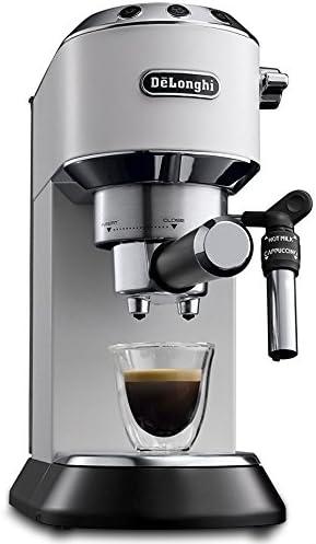 Máquina para café de Longhi ec685.w para Espresso Café molido ...