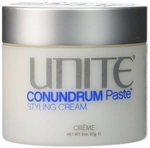 Unite Conundrum Paste Styling Cream 2 oz
