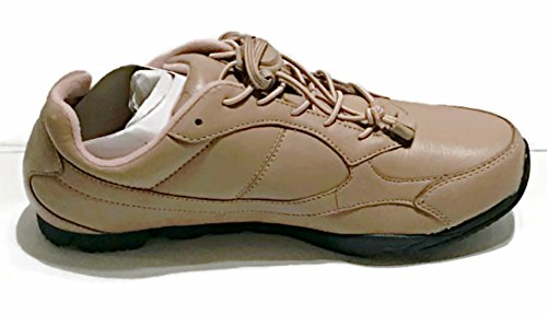 Dr. Comfort Women's Amy Taupe Flex OA Athletic Shoes - Size 9M/W (Dr Comfort Shoes For Women Knee)