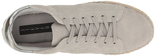 Sneaker Women's Madden Grey by Fashion Steve Pace Steven Suede nwYdtqtpv