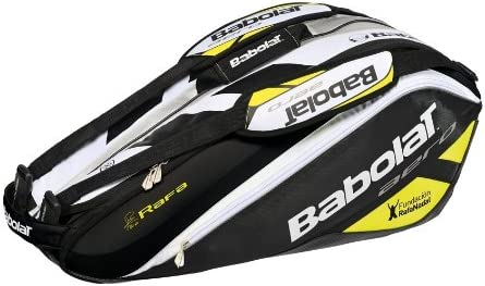Babolat Aero Line Special Edition Nadal 6 Pack Tennis Racquet Bag Auth Dealer My Gn Amazon Co Uk Sports Outdoors