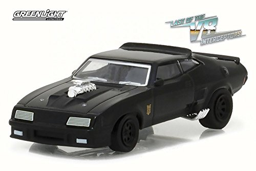 Greenlight Hollywood Limited Edition Mad Max The Last of the V8 Interceptors 1972 Ford Falcon XB (Mad Max Last Of The V8 Interceptors)