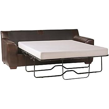 zinus sleep master cool gel memory foam 5 inch sleeper sofa mattress replacement sofa bed