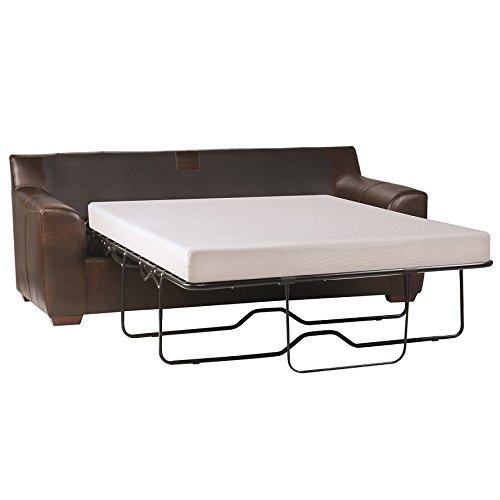 Amazon Com Zinus Cool Gel Memory Foam 5 Inch Sleeper Sofa Mattress