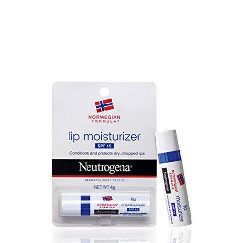 Neutrogena Norwegian Formula Lip Moisturizer, SPF 15, 0.15 O