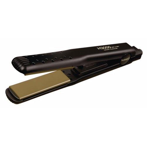 HairArt Itech Wet To Dry Tourmaline Iron, Black