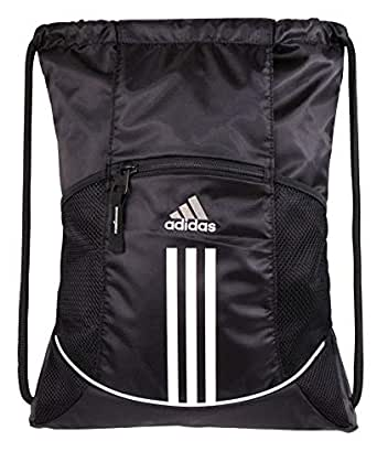 Amazon.com: Mochila deportiva Alliance de Adidas, negro ...