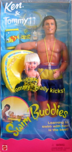 Barbie - Ken & Tommy Swim Buddies - Tommy Goggles