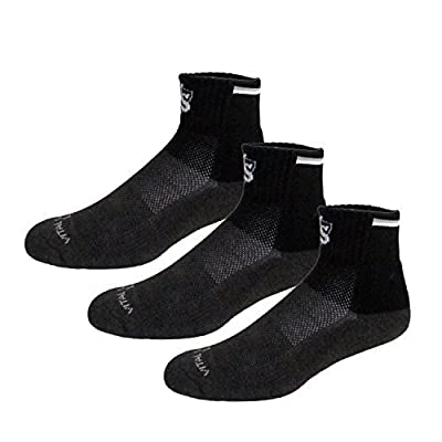 Vital Salveo- Bamboo Charcoal Running Cushion Thick Sport Athletic Socks