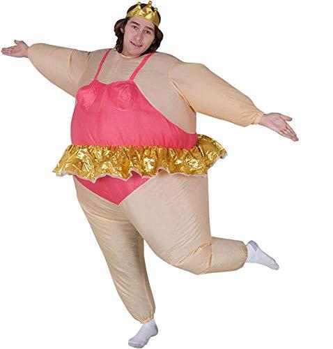Halloween Party Dress Inflatable Ballet Dancer Adults Inflatable Ballet Dancer (01)]()