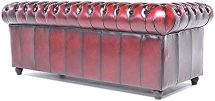 The Chesterfield Brand -Sofá Chester Brighton Rojo Gastado ...