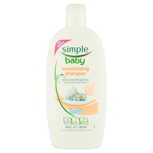Simple Baby Moisturising Shampoo 300ml 011135