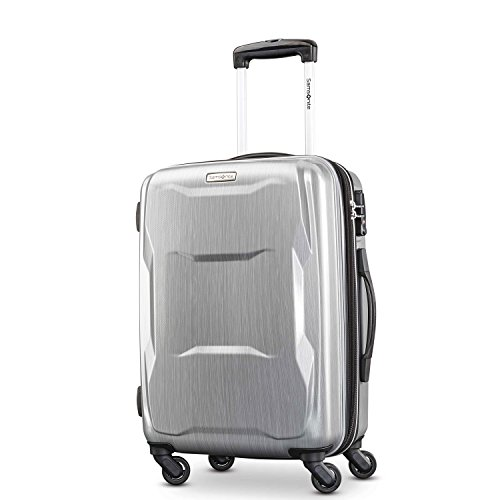 Samsonite Pivot 20' Spinner Brushed Silver
