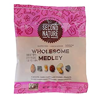Bulk Pack Trail Mix (Second Nature, Wholesome Medley, 16-pack)