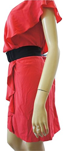 CoastDamen robe rouge/rose rouge