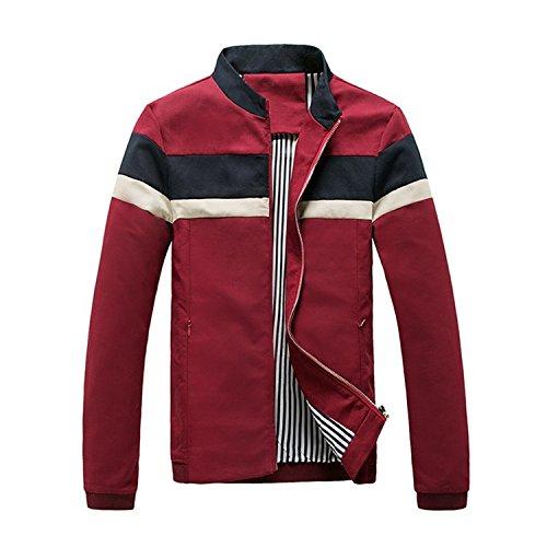 yankees red jacket - 3
