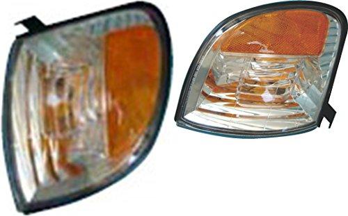 Prime Choice Auto Parts KAPTY20082A1PR Front Turn Signal Light Assembly Set