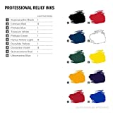 Speedball Professional Relief Ink, Diarylide Yellow