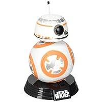 FunKo 6218 Pop! Star Wars, BB-8, Bobble Head Head, 3.75 pulgadas