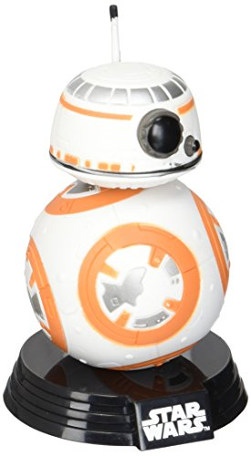 FUNKO POP BB-8 Robot Action Figure Star Wars, Bobble-head Kids Figurine Gift Toy