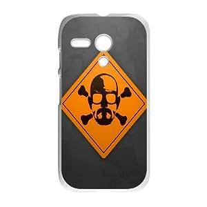DIY Printed Breaking Bad hard plastic case skin cover For Motorola G SN9V391905