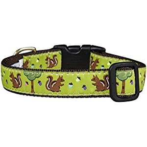 Up Country Nuts Dog Collar - Small