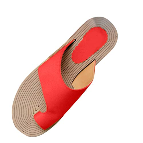 (Answerl☀ 2019 New Women Comfy Platform Sandal Shoes Comfortable Ladies Sandal Shoes Summer Beach Casual Shoes)
