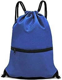 Drawstring Backpack Bag Sport Gym Sackpack 39462011204da