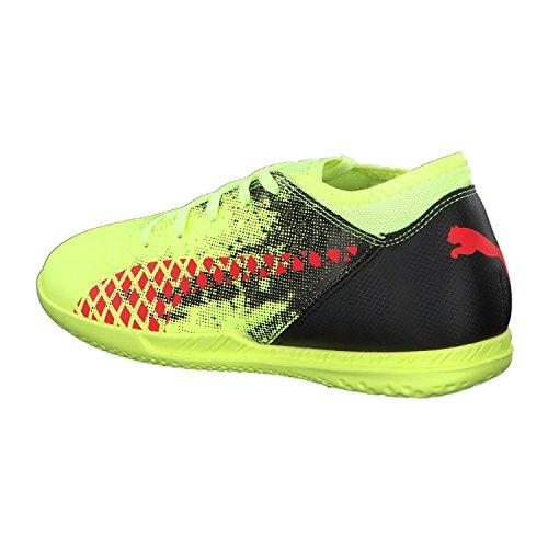 Enfant indigo Chaussures noir 4 De 18 It Puma Multicolor 001 Future Mixte Football Jaune Jr ORwq1wZzx