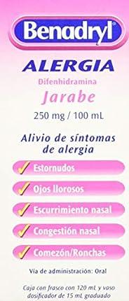 Benadryl Jarabe, 120 ml