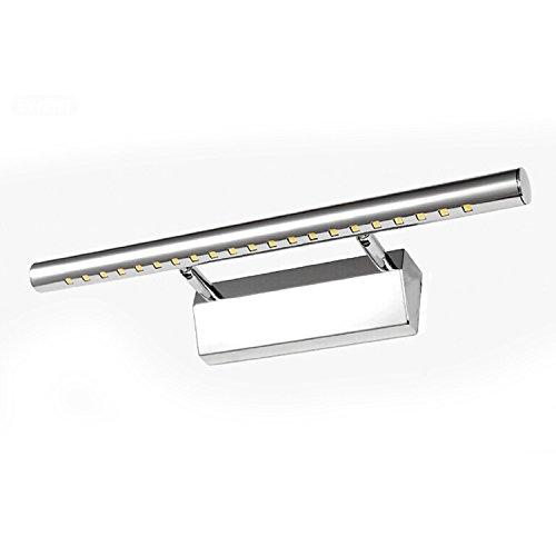Baytter LED Badlampe Badleuchte Spiegellampe Spiegelleuchte Bad Leuchte Wandlampe Badzimmerlampe 5W (kaltweiß)