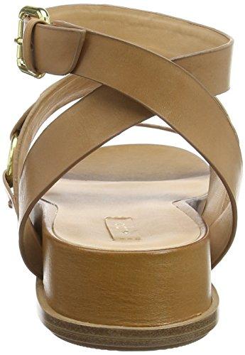 35 Sandalias Natural de Beige Aldo Tobillo Honey Mujer Beige 8P57R