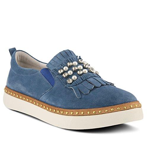 Marialuv Sneaker by Azura Azura by Womens Blue Spring Step cZqcHUYa1w