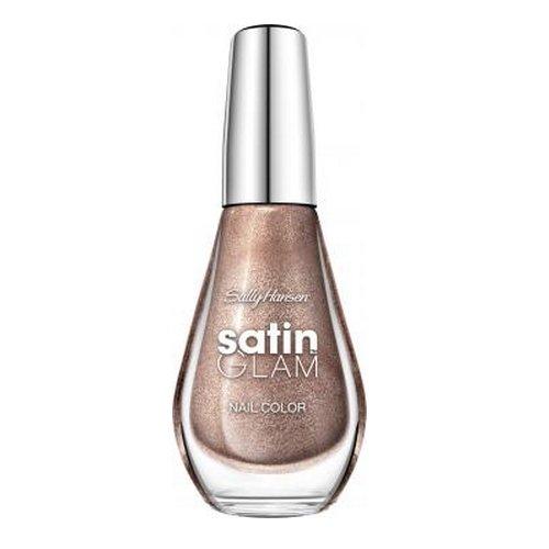 Sally Hansen Satin Glam Nail Color ~ Go Gold 01