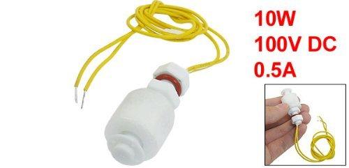 DealMux Branco PP Nível de água Sensor Vertical líquido Float Mudar Aquário, 17 mm x 19 mm - - Amazon.com