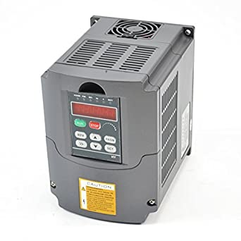 Cnc 1500w 110v 2hp variable frequency drive inverter for Variable speed drive motor