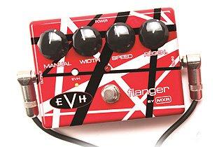 Dunlop EVH117SE MXR Eddie Van Halen Flanger 35th Anniversary Hand Painted Frankenstein