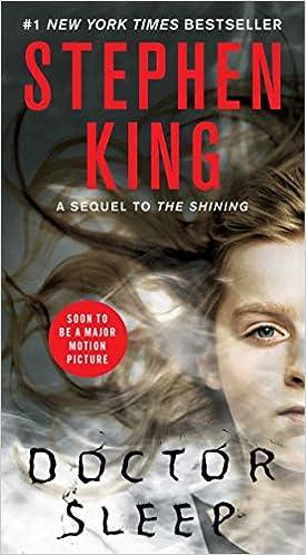 Amazon Fr Doctor Sleep A Novel Stephen King Livres
