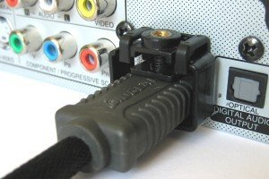 Blue Echo Solutions, Inc. hd EZ lock Universal HDMI Lock - hd-ez-lock
