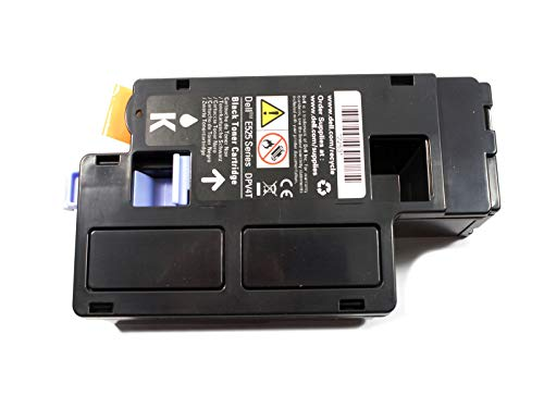 593BBJX DPV4T/H3M8P Genuine Dell Toner Cartridge, 2000 Page-Yield, Black