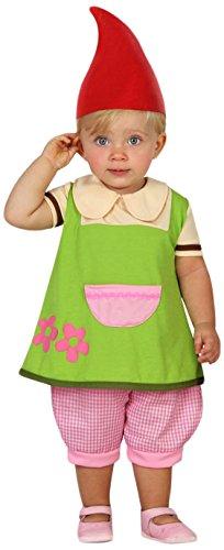 Atosa-23961 Disfraz Duende, color verde, 0 a 6 meses (23961 ...