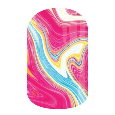Jamberry Nail Wraps - In A Daze -