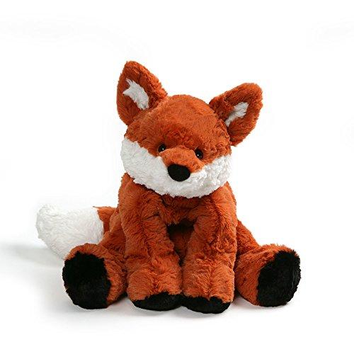 "GUND Cozys Collection Fox Plush Stuffed Animal 8"", Orange"