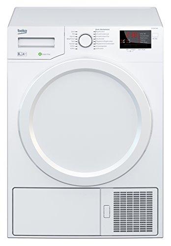Beko DPY 8405 HW3 Wärmepumpentrockner / A++ / 8 kg / Multifunktionsdisplay / weiß