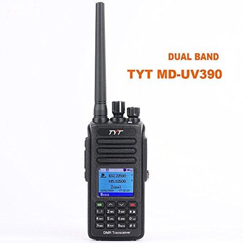 TYT MD-UV390 Digital Dual Band Two Way Radio