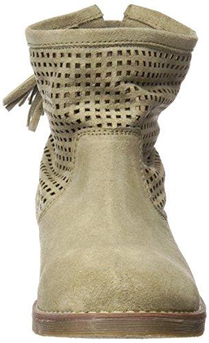 COOLWAY Sodalite, Botines para Mujer Gris (Sand /       Arena)