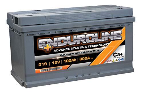 019 Enduroline Car Battery 100Ah 950CCA:
