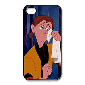 iphone4 4s Phone Case Black Pocahontas Wiggins SF1680651