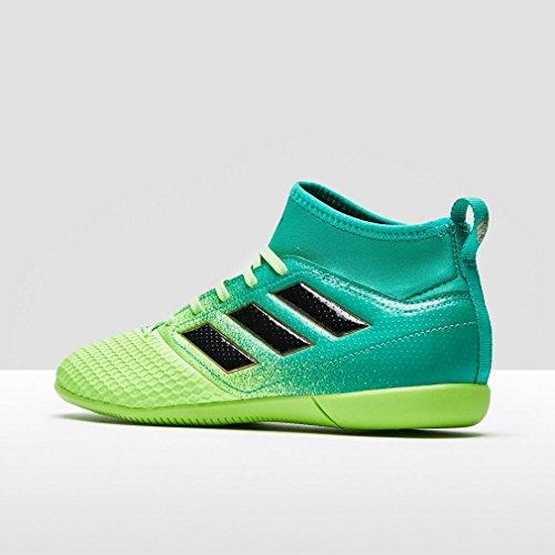 Zapatilla de fútbol sala adidas jr Ace 17.3 Primemesh IN Solar green-Core black-Core green Solar green-Core black-Core green