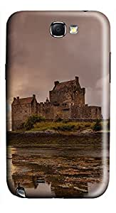 Samsung Note II Case Eilean Donan Castle 3D Custom Samsung Note 2 Case Cover